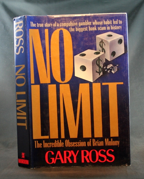 Image for No Limit: The Incredible Obsession of Brian Molony
