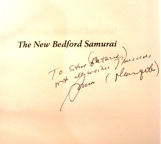 Image for The New Bedford Samurai