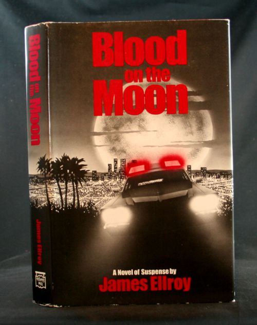 Image for Blood on the Moon: A Novel of Suspense