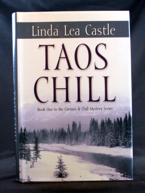 Image for Taos Chill: Book One in the Carmen & Chill Mystery Series