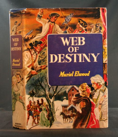Image for Web of Destiny