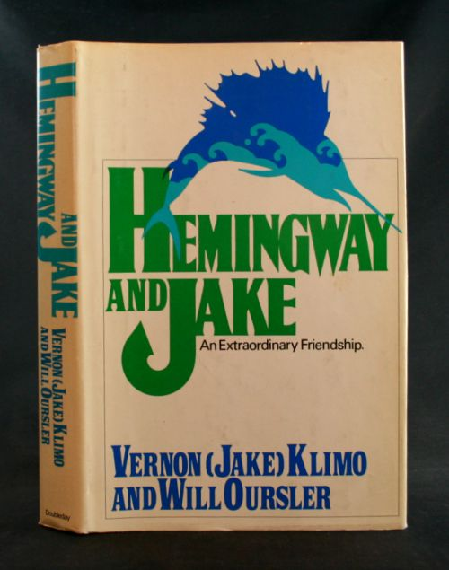Image for Hemingway and Jake: An Extraordinary Friendship