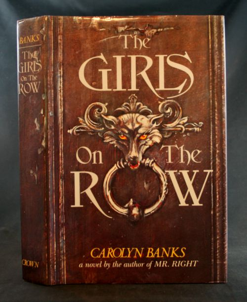 Image for The Girls on the Row