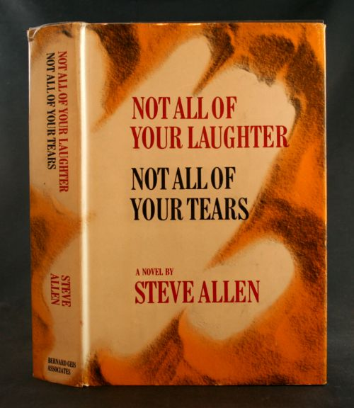 Image for Not All of Your Laughter, Not All of Your Tears