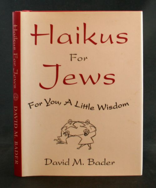 Image for Haikus for Jews: For You, a Little Wisdom