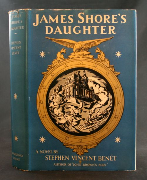 Image for James Shore's Daughter: A Novel
