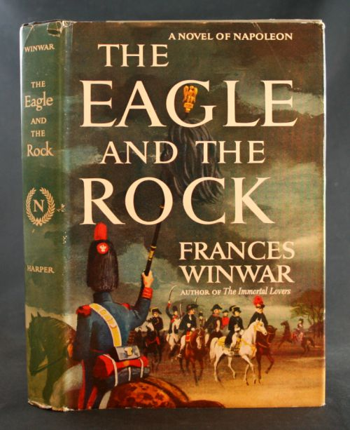 Image for The Eagle and the Rock: A Novel of Napoleon