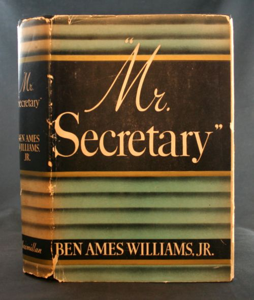 "Image for ""Mr. Secretary"""