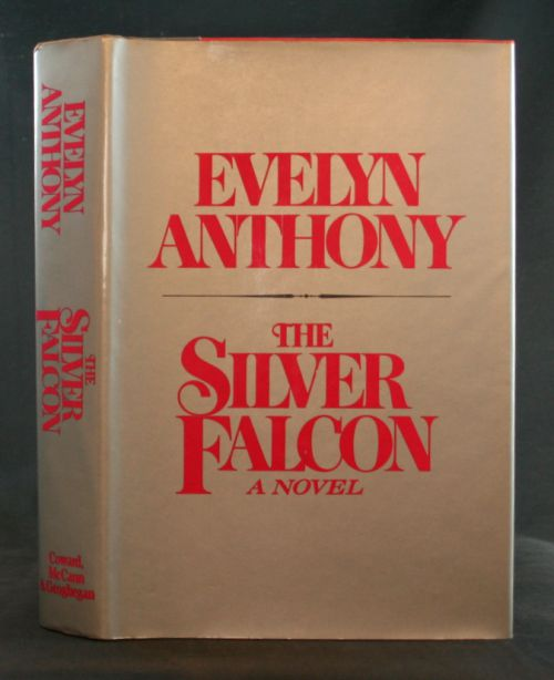 Image for The Silver Falcon: A Novel