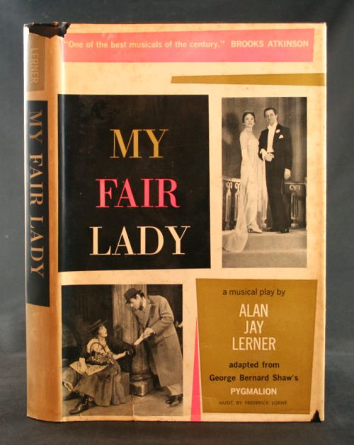 Image for My Fair Lady: A Musical Play
