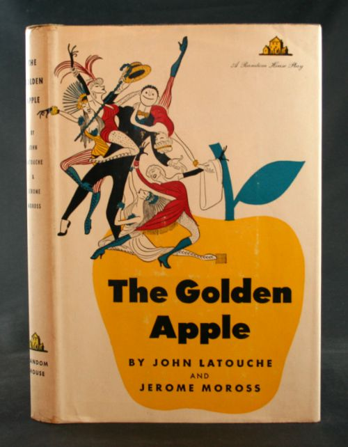 Image for The Golden Apple: A Musical in Two Acts