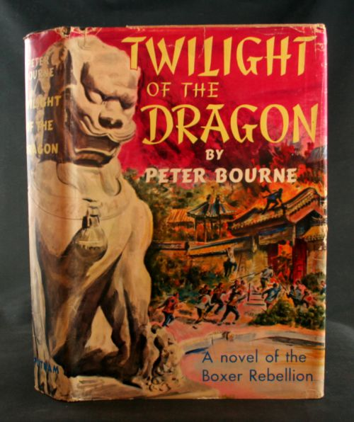 Image for Twilight of the Dragon: A novel of the Boxer Rebellion