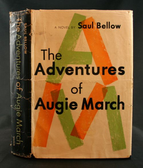 Image for The Adventures of Augie March