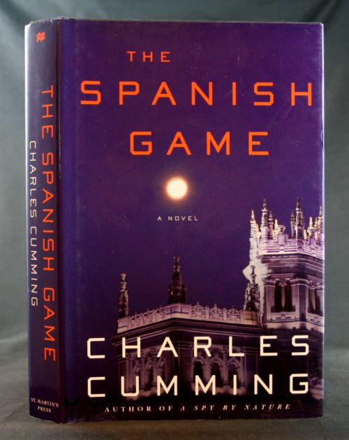Image for The Spanish Game: A Novel