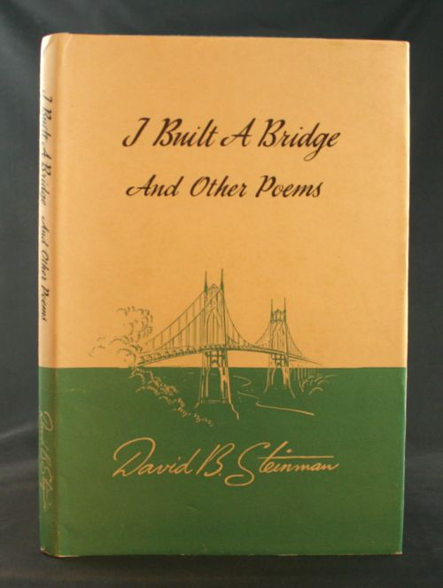 Image for I Built a Bridge and Other Poems
