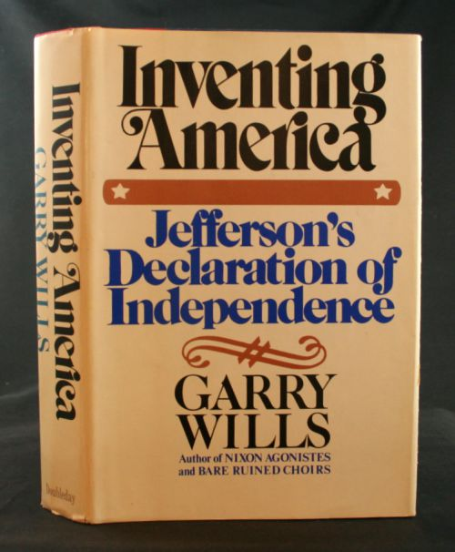 Image for Inventing America: Jefferson's Declaration of Independence