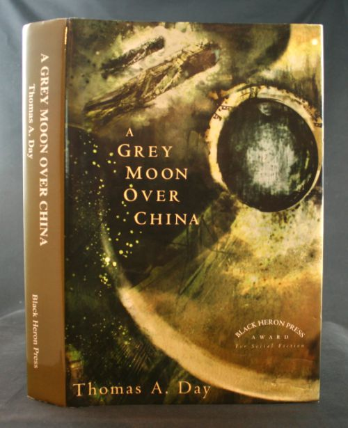 Image for A Grey Moon Over China