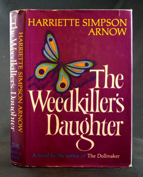 Image for The Weedkiller's Daughter: A Novel
