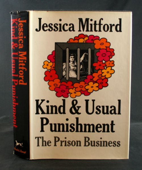 Image for Kind & Usual Punishment: The Prison Business