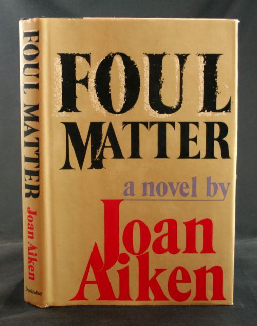 Image for Foul Matter: A Novel