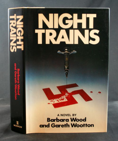 Image for Night Trains: A Novel