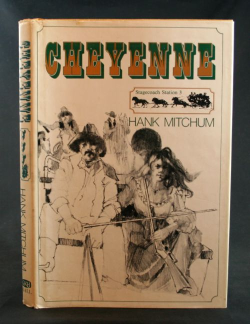 Image for Stagecoach Station 3: Cheyenne