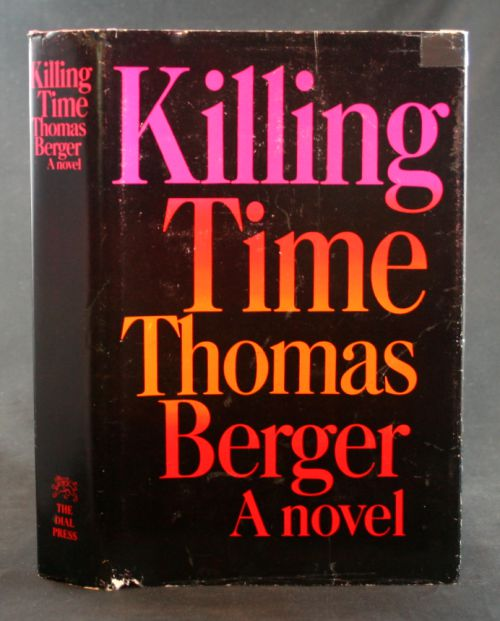 Image for Killing Time: A Novel