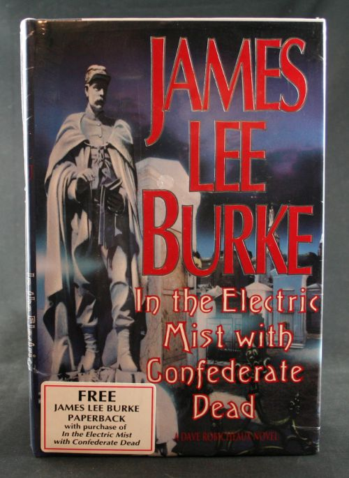 Image for In the Electric Mist with Confederate Dead: A Dave Robicheaux Novel