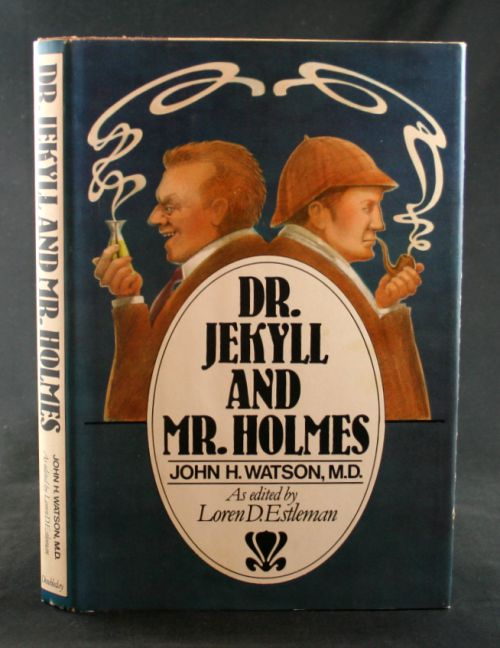 Image for Dr. Jekyll and Mr. Holmes