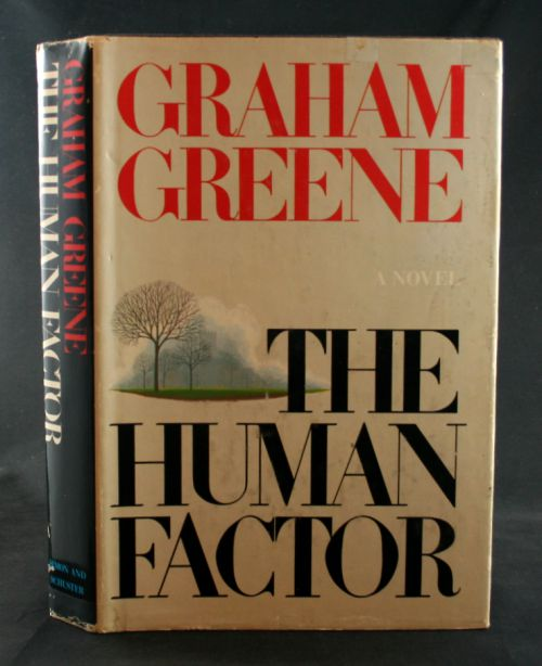 Image for The Human Factor: A Novel