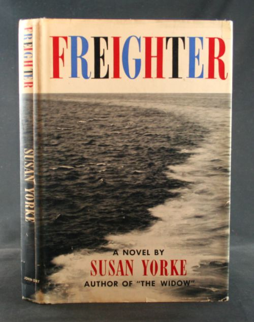 Image for Freighter: A Novel