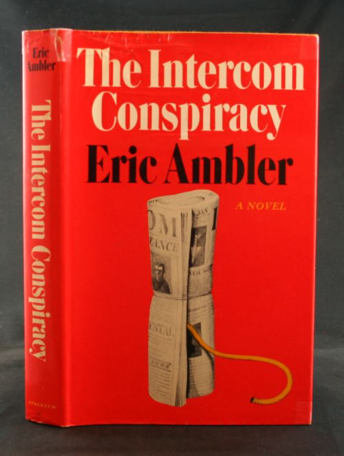 Image for The Intercom Conspiracy: A Novel