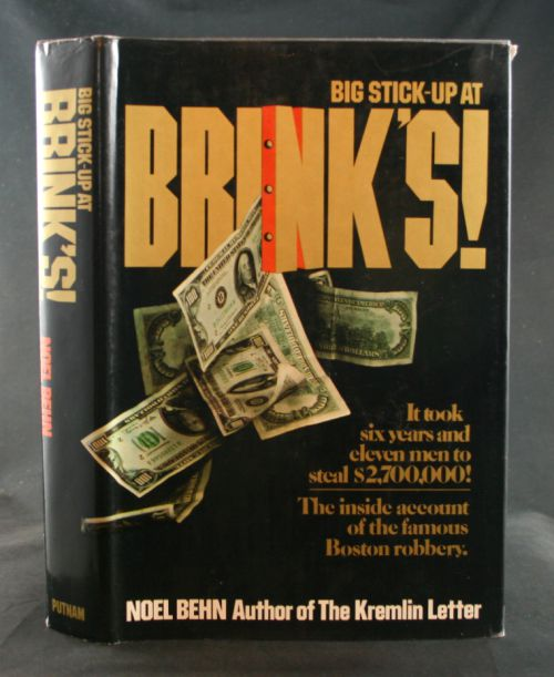 Image for Big Stick-Up at Brink's!