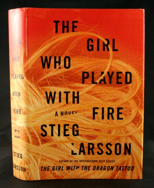 Image for The Girl Who Played With Fire: A Novel