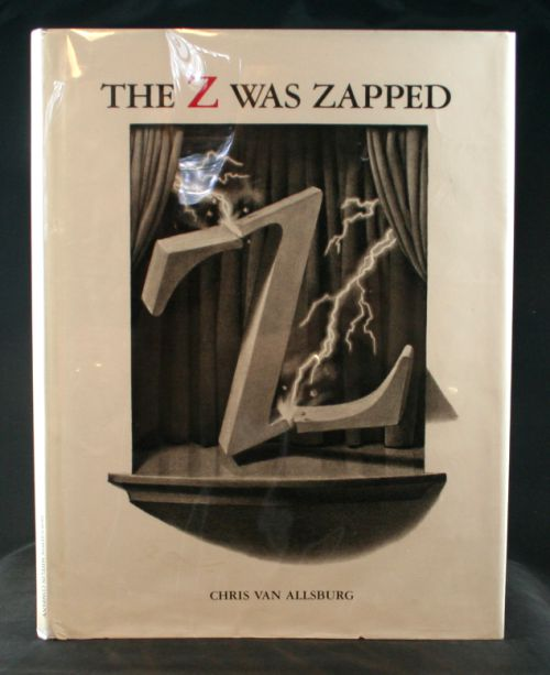 Image for The Z Was Zapped