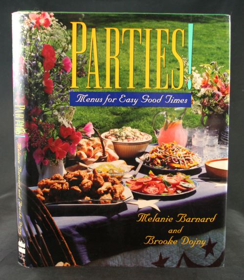Image for Parties!: Menus for Easy Good Times