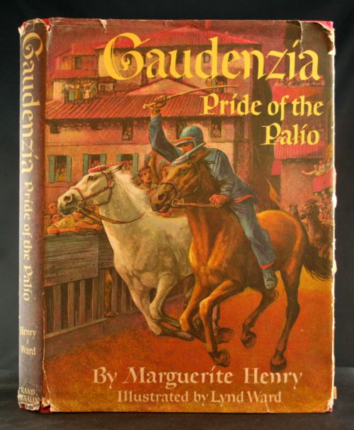 Image for Gaudenzia: Pride of the Palio