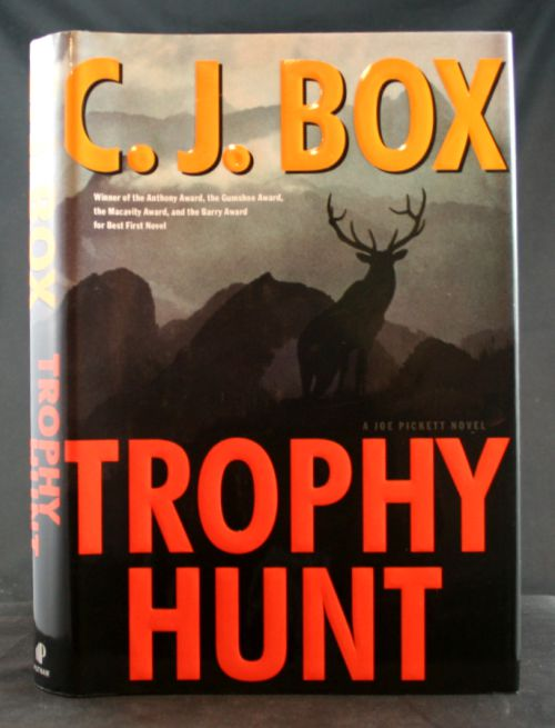 Image for Trophy Hunt: A Joe Pickett Novel