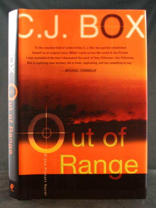 Image for Out of Range: A Joe Pickett Novel