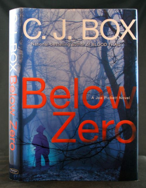 Image for Below Zero: A Joe Pickett Novel