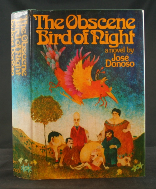 Image for The Obscene Bird of Night