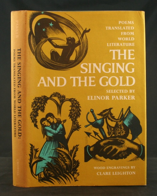 Image for The Singing and the Gold: Poems Translated from World Literature