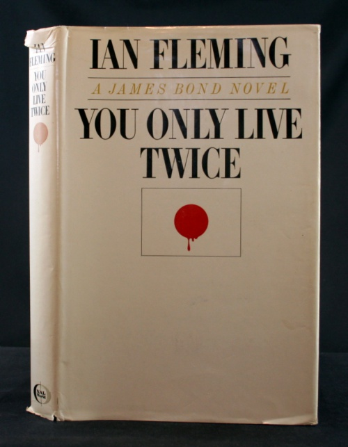 Image for You Only Live Twice: A James Bond Novel