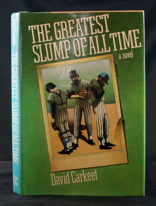 Image for The Greatest Slump of All Time: A Novel