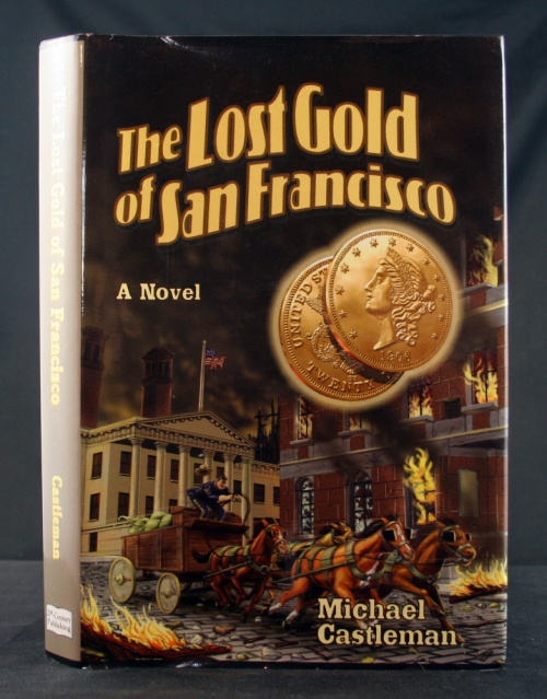 Image for The Lost Gold of San Francisco: A Novel
