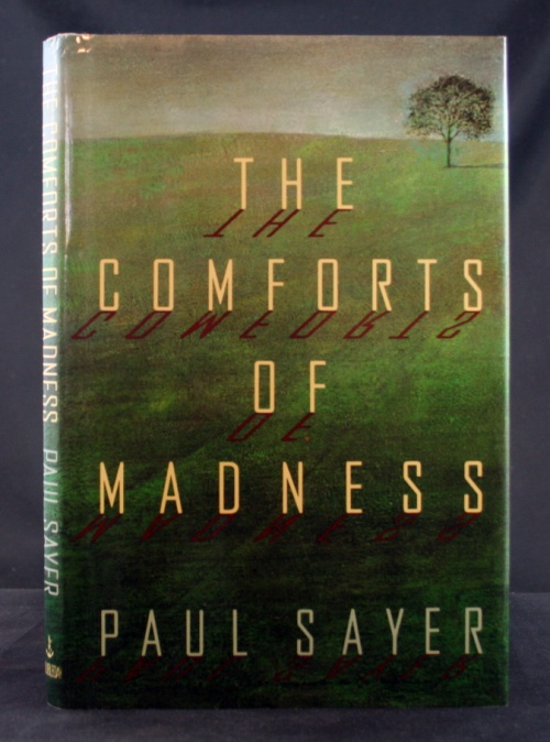 Image for The Comforts of Madness