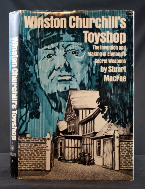 Image for Winston Churchill's Toyshop: The Invention and Making of England's Secret Weapon