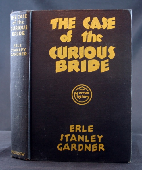 Image for The Case of the Curious Bride