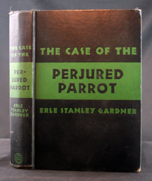 Image for The Case of the Perjured Parrot
