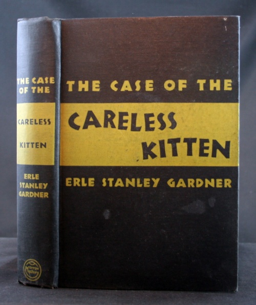 Image for The Case of the Careless Kitten